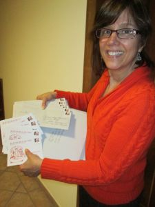 deb with mail